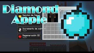 Minecraft 1.7.2 Diamond Apple MOD [La Manzana De Chuck