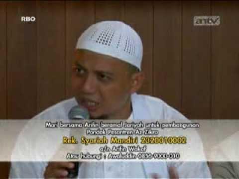 Cahaya hati [01-11-2013] KH. Muhammad Arifin Ilham,