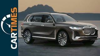 """BMW X7   Chiếc SUV lớn và đắt tiền nhất của BMW có gì """"chất"""" để cạnh tranh với Mercedes GLS?"""