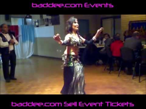 Pregnant Woman & 60 Year Old Belly Dancing