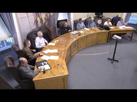 City of Plattsburgh, NY Meeting  3-2-20