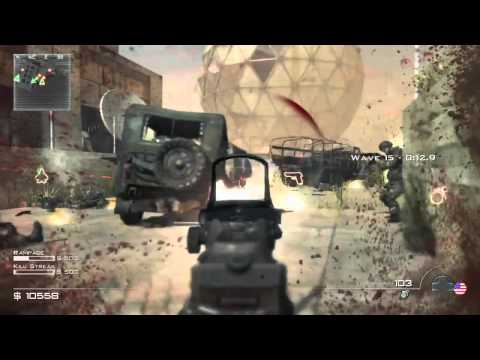MW3 Spec Ops Survival Trailer Gameplay | Call of duty Modern Warfare 3