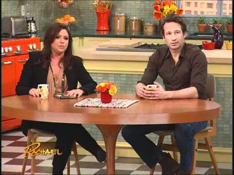 Rachael Ray Show - On the Show - David Duchovny's Dating Tips