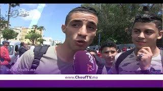 طــريف و بالفيديو..مشا يْدوز الباك بْـقا مقابل البنات وهاشنو وقع ليه   |   بــووز