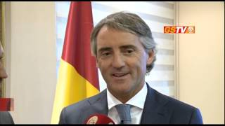 Roberto Mancini Galatasaraya'da
