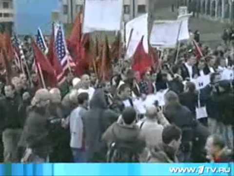 НАТО в Югославии. Демократия в тротиловом эквиваленте.