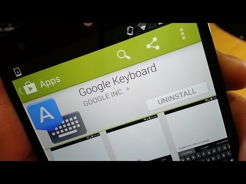 Keyboard shortcuts on Android Devices