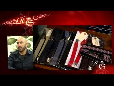 Vicente Bosch nos define las tendencias en corbatas y ropa interior masculina