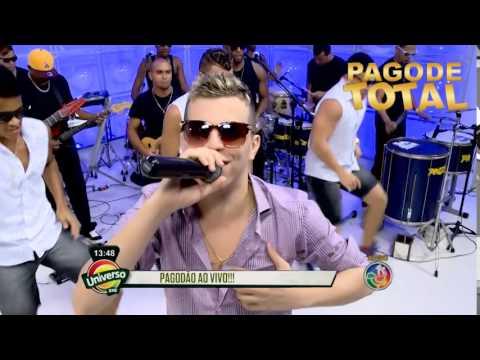 Banda Pagodão - Cai Cai Novinha - Universo Axé - 07/05/14