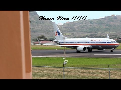 House View !!!!!!, Porch View Part 1@ St Kitts (HD 1080p)