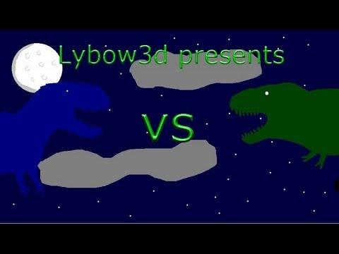 ... Luta Dinossauro - Vastatosaurus rex vs Tyrannosaurus rex - YouTube | 480 x 360 jpeg 17kB