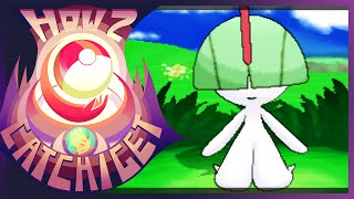How & Where To Catch/get Ralts In Pokemon X And Y