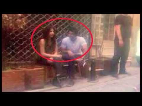 Ranveer Singh Caught With Anushka Sharma