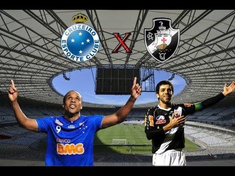 Fifa 13 - Cruzeiro x Vasco - Jogo da rodada