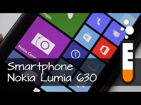 Lumia 630 Nokia Smartphone - Resenha Brasil