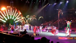 Ringling Bros. Barnum & Bailey Fully Charged Opening