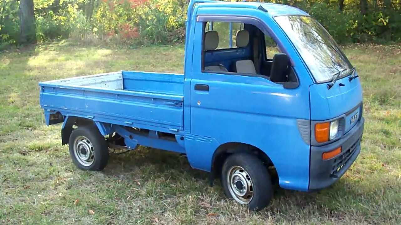 mini truck 4x4 suzuki ...