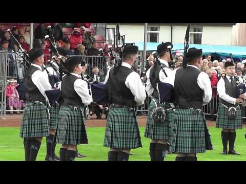 Inveraray and District, Cowal Games 2013