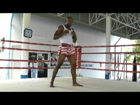 Basic Jab & Cross Punches Tutorial (CyrusWashington)