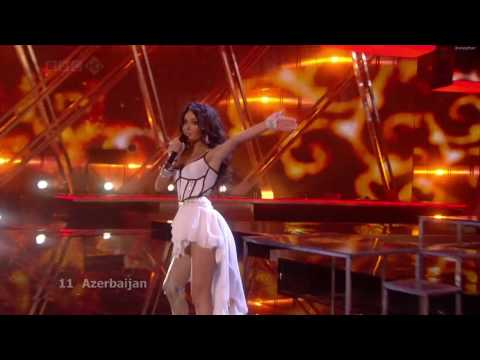 [HD] Aysel & Arash - Always (Eurovision Song Contest 2009) + lyrics Azerbaijan