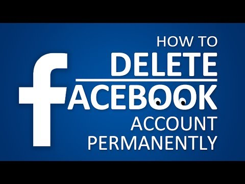 How To Delete Facebook Account Permanently Immediately 2014?