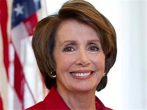 LIVE VIDEO: Nancy Pelosi in the Valley