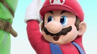 Super Smash Bros 4 Gameplay (WII U / 3DS) Wii Fit Trainer