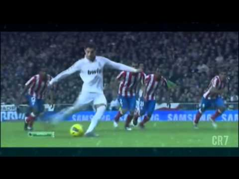 Cristiano Ronaldo - Mohombi Maraca 2012/2011 REAL MADRID