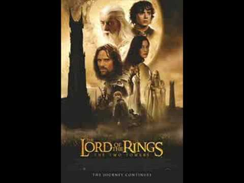 The Two Towers Soundtrack-07-The Black Gate is Closed,