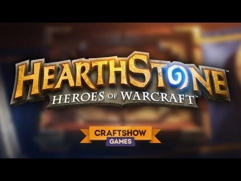 Hearthstone: серия игровых туториалов на русском языке (CraftShow Games)