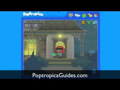 Poptropica Cheats Ghost Story Island