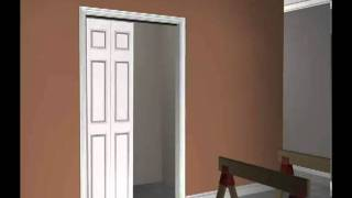 Johnson Hardware's How To Install Bifold Doors