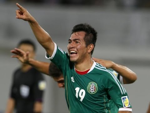 Mexico vs Brasil  Penales 11-10 muerte Súbita   Mundial Sub 17 2013 Completo