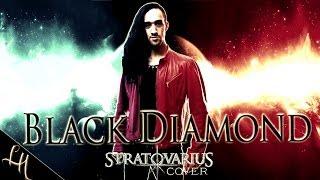 STRATOVARIUS BLACK DIAMOND Cover By LEANDRO HLADKOWICZ