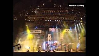 [HD] Modern Talking - Kapcsolat koncert 1998