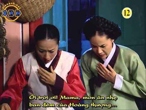 Nàng Dae Jang Geum tập 04