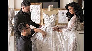 Lilly Ghalichi Mir's Wedding Dresses | Ryan and Walter Bridal
