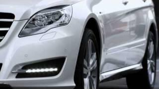 Vorstellung: Die neue Mercedes R-Klasse videos