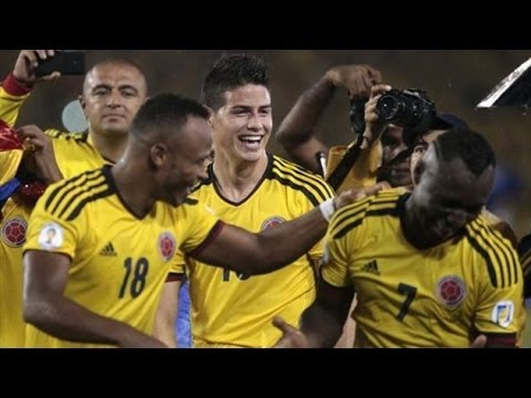 Colombia 3-0 Greece Goals And Highlights Fifa World Cup 2014