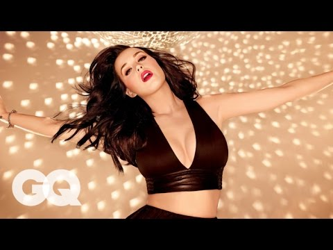 Behind the Scenes at Katy Perry's GQ Shoot