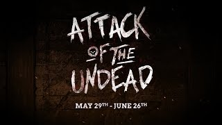 Call of Duty: WWII - 'Attack of the Undead!' Community Event Trailer