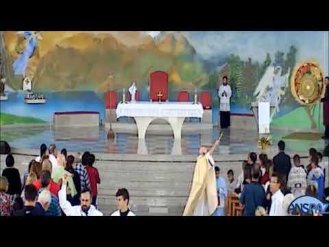 Santa Missa de Cura e Libertação | 04.11.2018 | Padre José Sometti | ANSPAZ