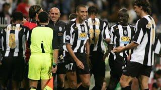 22/09/2004 - Serie A - Sampdoria-Juventus 0-3