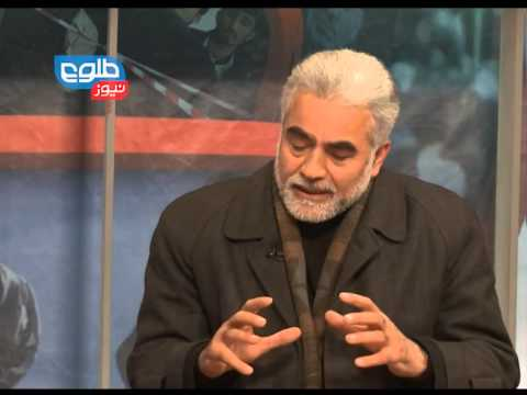TOLOnews 15 March 2014 TAKANI- Presidential candidates' slogans on corruption / تاکنی ۱۵ مارچ ۲۰۱۴