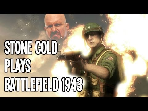 Stone Cold Plays - Battlefield 1943