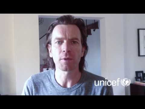 Join Ewan McGregor: Champion the #childrenofsyria