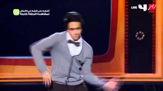 محمد بيومي - النصف نهائيات - عرب غوت تالنت 3 الحلقة 12