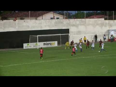 Santa Rita/AL 2x4 Itabaiana - Campeonato Brasileiro Série D 2018