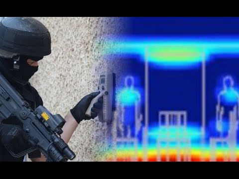 Warning: New Technology Gives Police Departments Across The Country The Ability To Look Straight Through Your Walls!