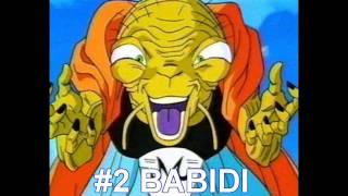 Top 10 Los Personajes Mas FEOS Del Anime